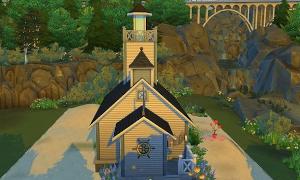 Необычные жилые дома Uten_147