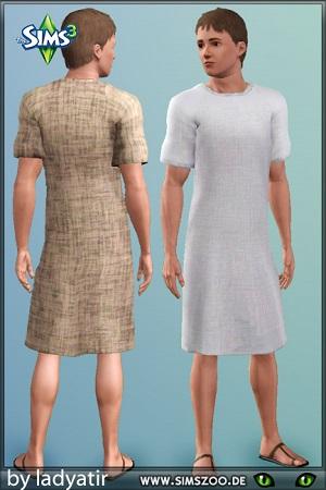 Старинные наряды, костюмы - Страница 4 Uten_177