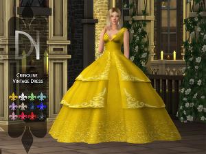 Формальная одежда, свадебные наряды - Страница 18 Uten_187