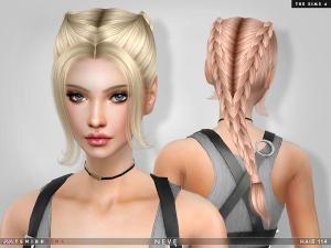 Женские прически (длинные волосы) - Страница 34 Uten_190