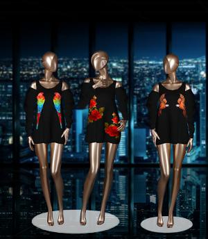 Повседневная одежда (платья, туники, комплекты с юбками) - Страница 66 Uten_227