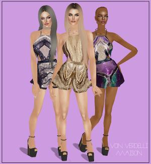Повседневная одежда (платья, туники, комплекты с юбками) - Страница 66 Uten_231