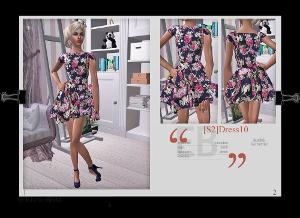 Повседневная одежда (платья, туники, комплекты с юбками) - Страница 67 Uten_255