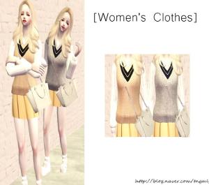 Повседневная одежда (платья, туники, комплекты с юбками) - Страница 67 Uten_269