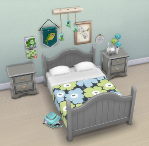 Спальни, кровати (деревенский стиль)   - Страница 4 Uten_285