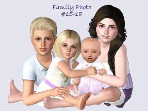 Детские позы, позы с детьми - Страница 10 Uten_291