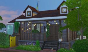 Жилые дома (небольшие домики) - Страница 5 Uten_322