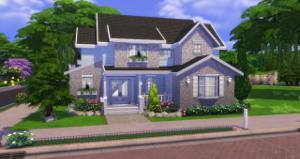 Жилые дома (коттеджи) - Страница 10 Uten_339