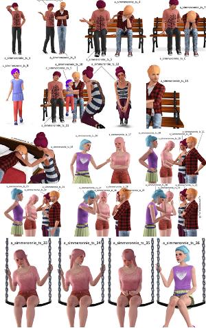 Детские позы, позы с детьми - Страница 10 Uten_352