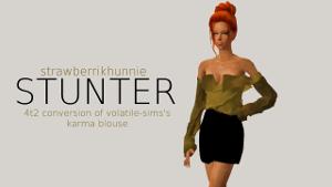 Повседневная одежда (топы, блузы, рубашки) - Страница 10 Uten_403