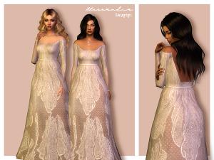 Формальная одежда, свадебные наряды - Страница 18 Uten_404