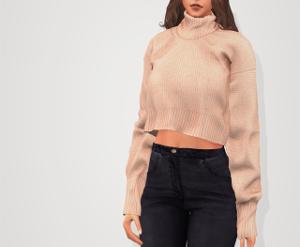 Повседневная одежда (топы, рубашки, свитера) - Страница 54 Uten_423