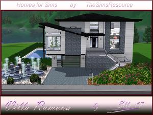 Жилые дома (модерн) - Страница 92 Uten_435