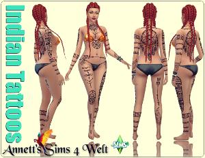 Татуировки - Страница 12 Uten_438