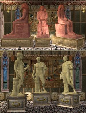 Фонтаны, статуи - Страница 4 Uten_459