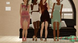 Повседневная одежда (платья, туники, комплекты с юбками) - Страница 66 Uten_n22