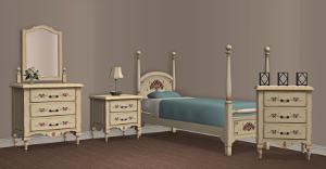 Спальни, кровати (деревенский стиль) - Страница 6 Uten_n27