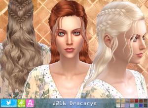 Женские прически (длинные волосы) - Страница 32 Uten_n28