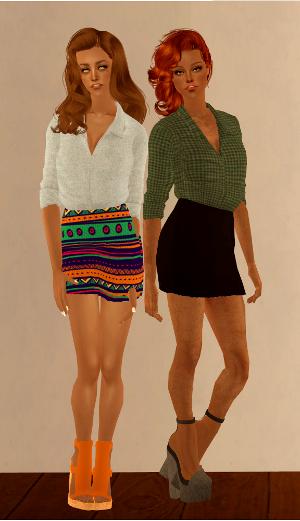Повседневная одежда (платья, туники, комплекты с юбками) - Страница 66 Uten_n31