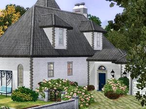 Жилые дома (котеджи) - Страница 93 Uten_n42