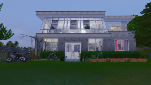 Жилые дома (модерн) - Страница 11 Uten_n57