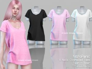 Повседневная одежда (платья, туники)  - Страница 33 Uten_n78