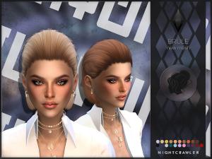 Женские прически (короткие волосы) - Страница 18 Uten_n79