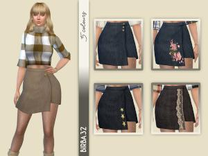 Повседневная одежда (юбки, брюки, шорты) - Страница 34 Uten_n96