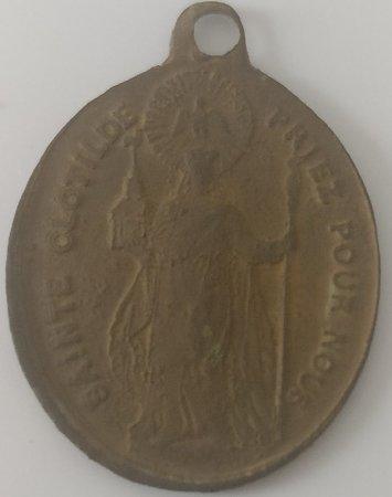 Médaille sainte Clothilde XIX eme Img_2010