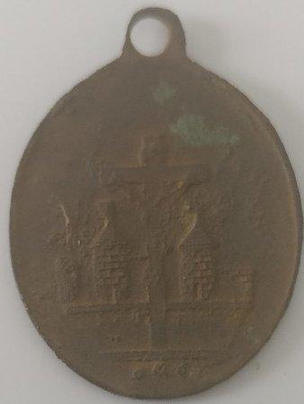 Médaille sainte Clothilde XIX eme Img_2011