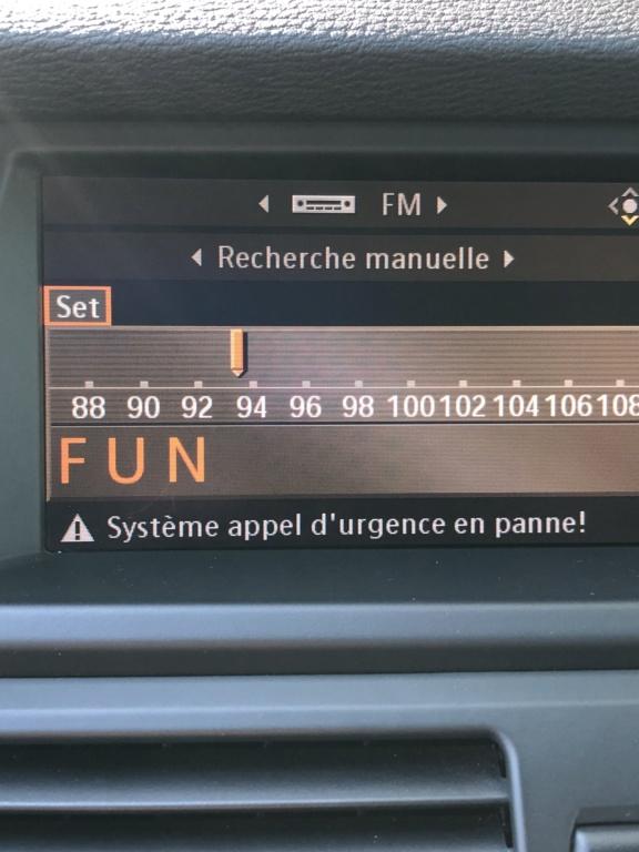 Message d'erreur «SOS» Appel d'urgence en panne X6 e71 35d Dbda1710