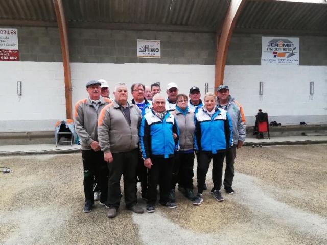 Chpt Des Clubs Vétérans  Aa11