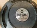pioneer pax-30m speaker(used) 20160113