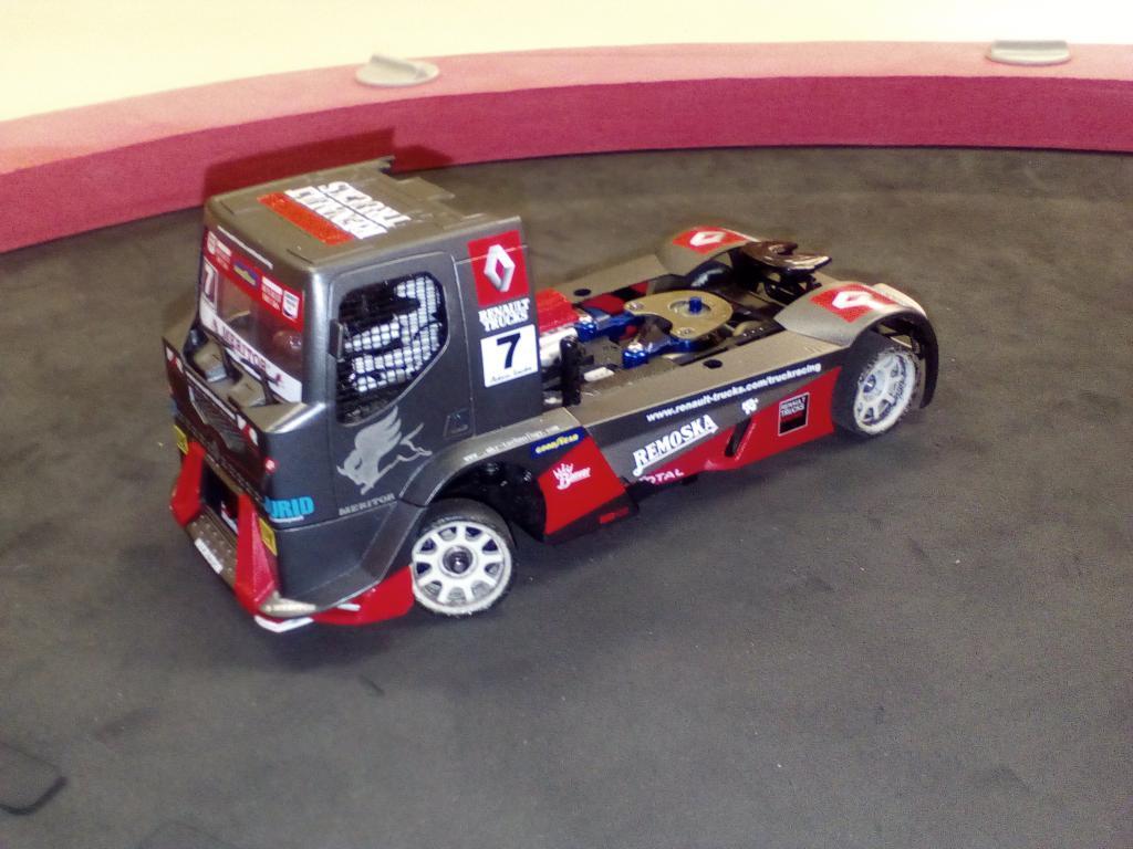 Alpine A110 et Renault Truck Mini_i19