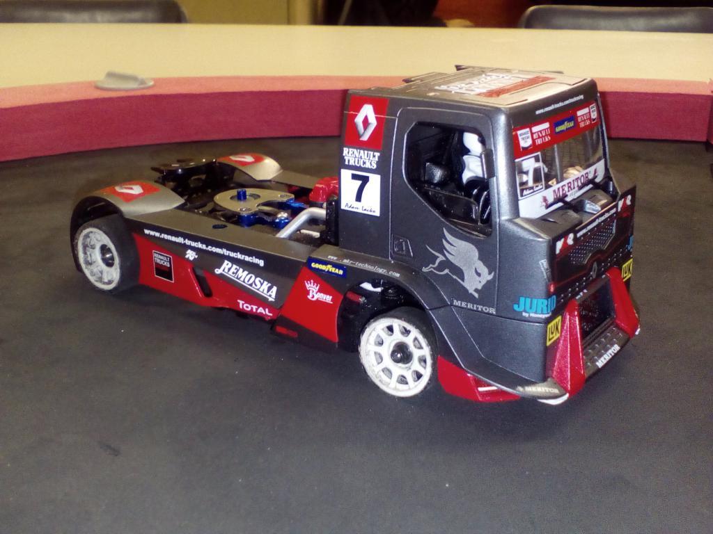Alpine A110 et Renault Truck Mini_i20