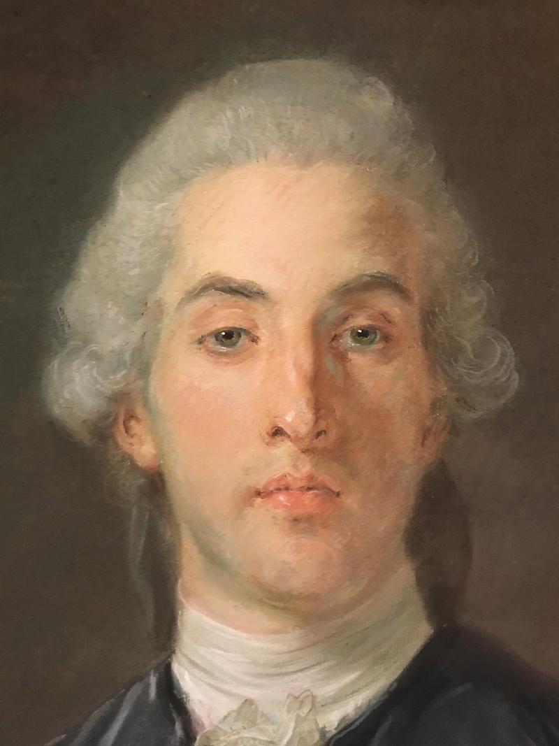 Pastels, l'exposition au musée du Louvre Img_6210