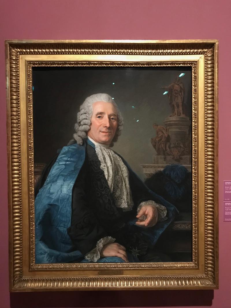Pastels, l'exposition au musée du Louvre Img_6213
