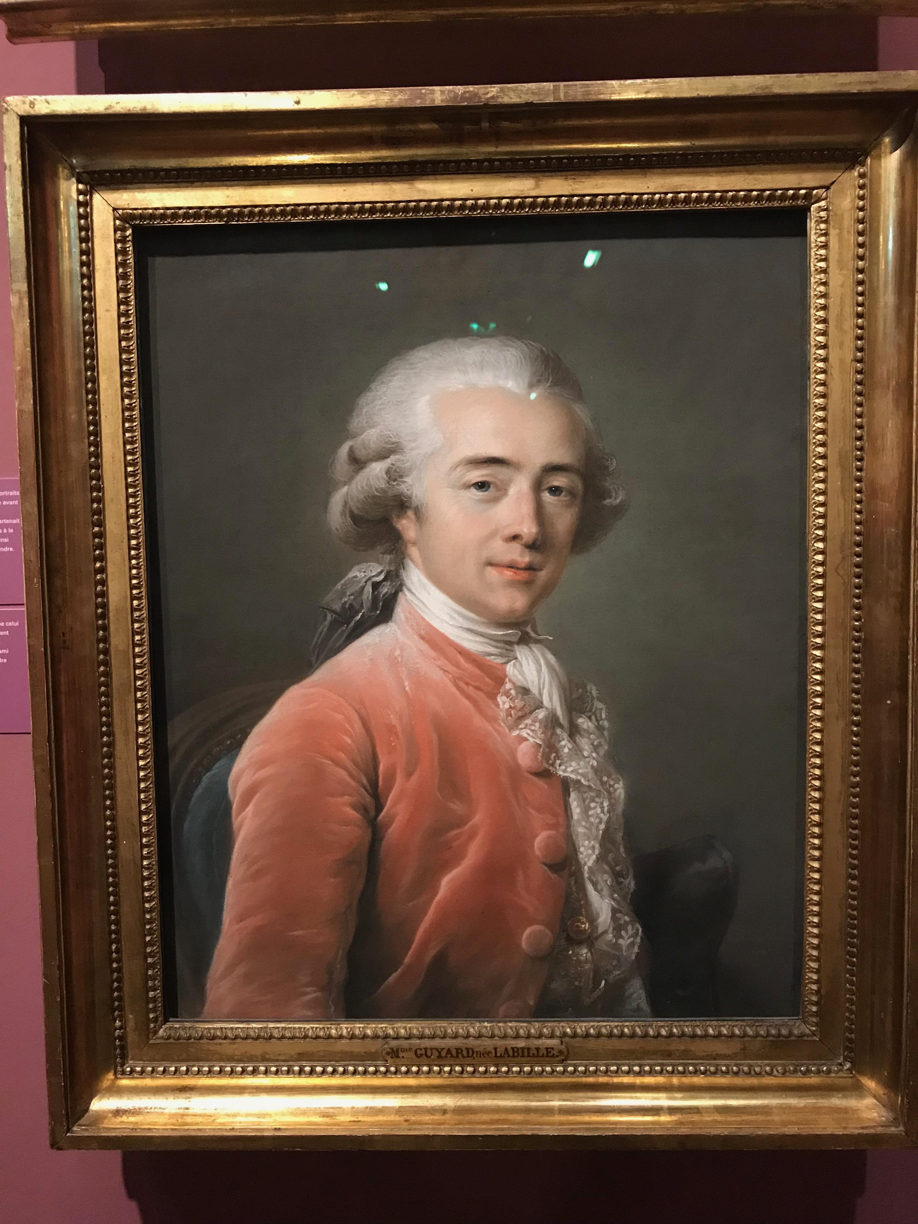 Pastels, l'exposition au musée du Louvre Img_6216