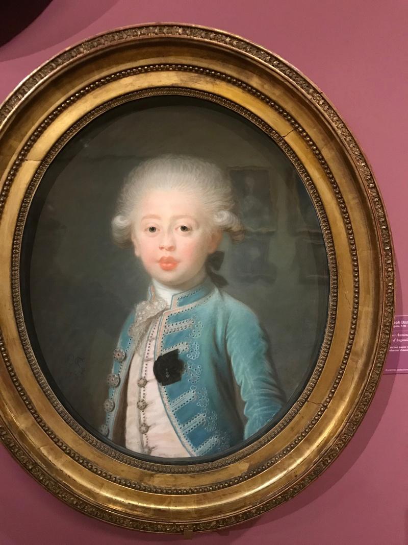 Pastels, l'exposition au musée du Louvre Img_6218