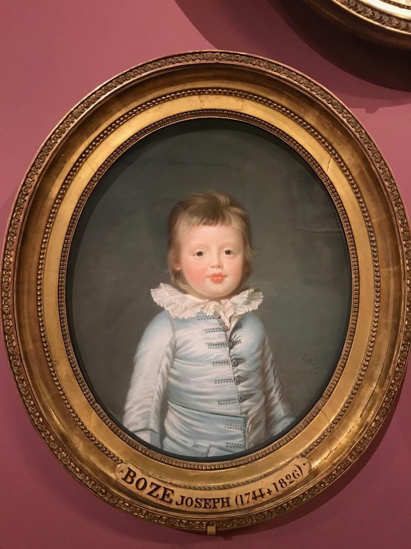 Pastels, l'exposition au musée du Louvre Img_6219