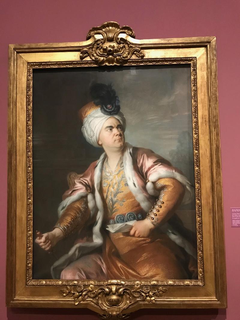 Pastels, l'exposition au musée du Louvre Img_6221