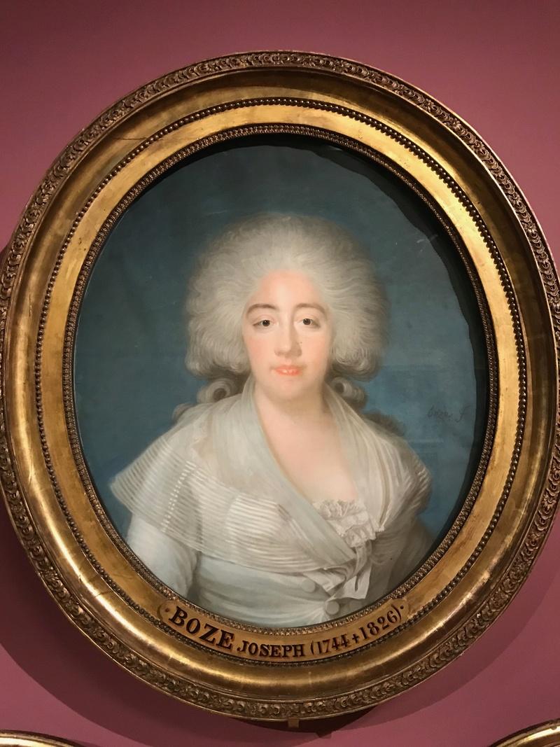 Pastels, l'exposition au musée du Louvre Img_6222