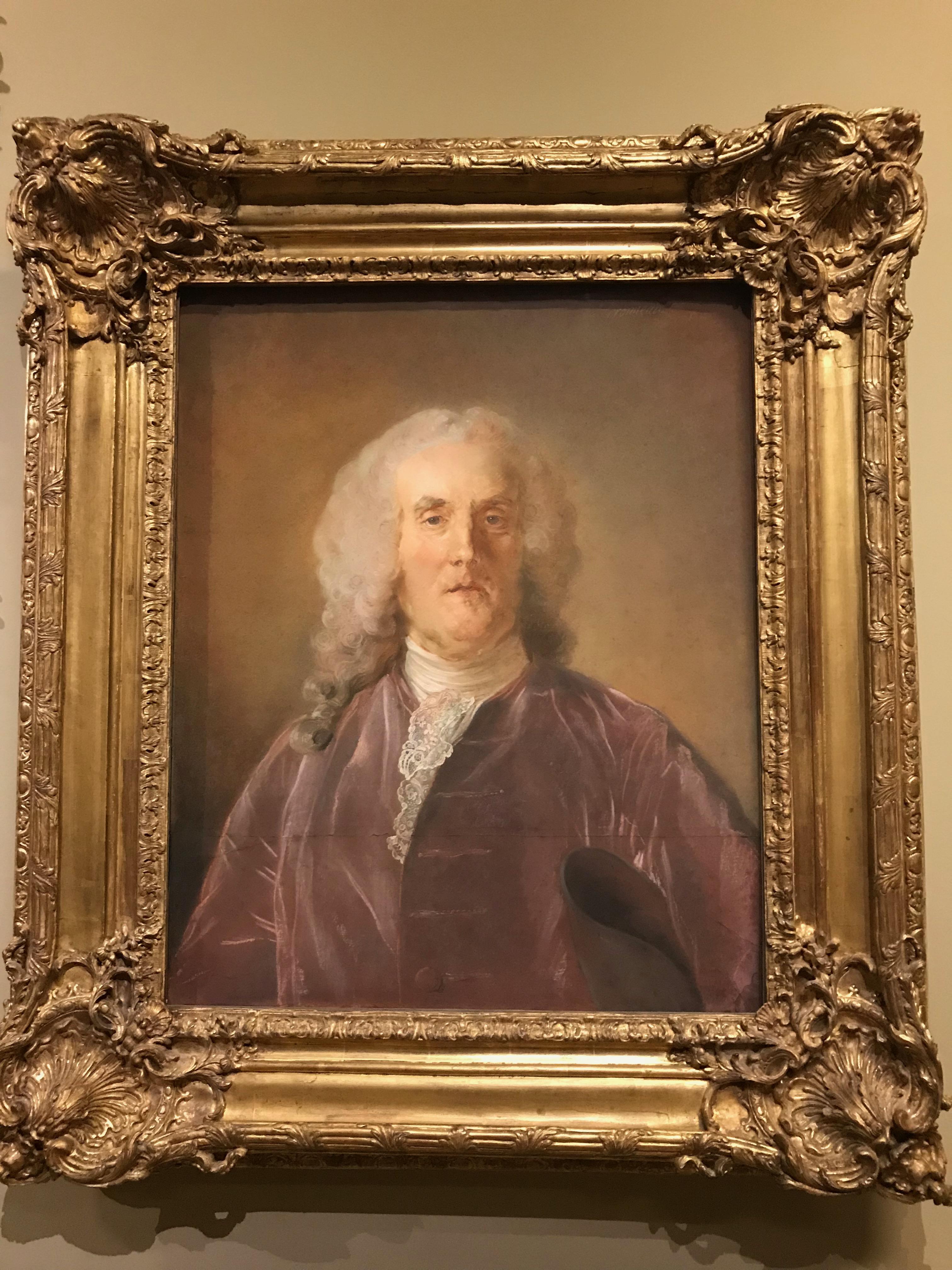Pastels, l'exposition au musée du Louvre Img_6223