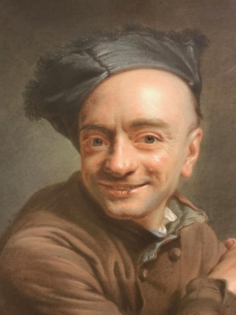 Pastels, l'exposition au musée du Louvre Img_6224