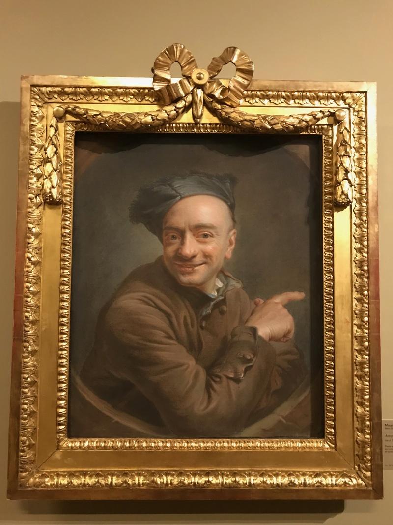 Pastels, l'exposition au musée du Louvre Img_6225