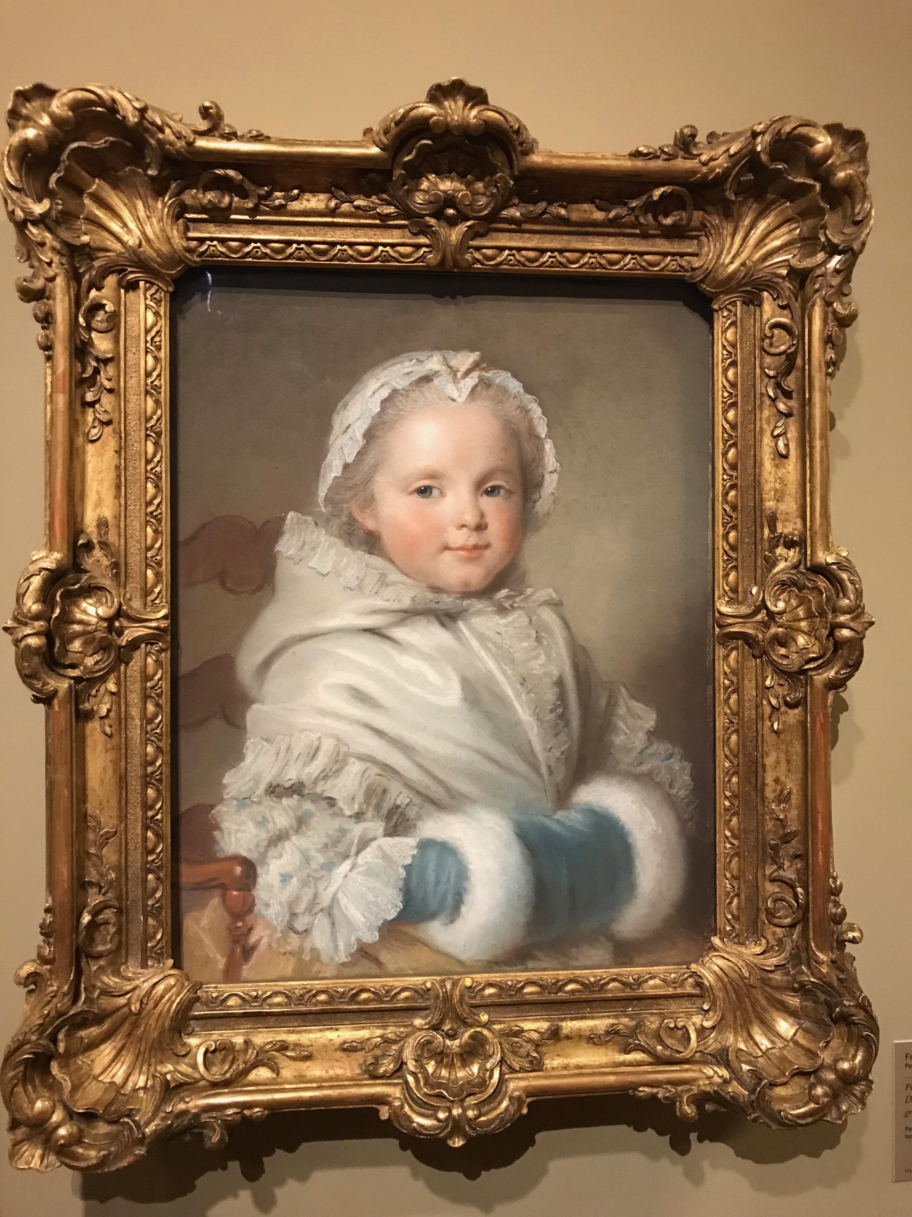 Pastels, l'exposition au musée du Louvre Img_6226