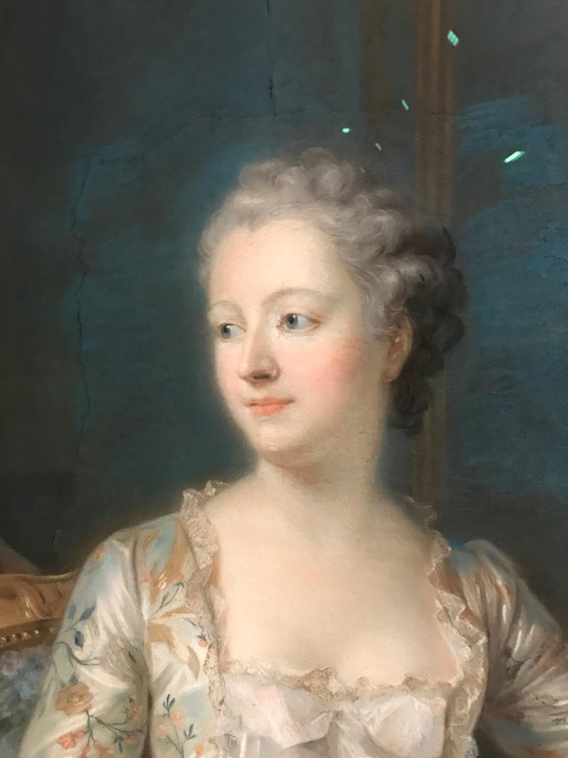 Pastels, l'exposition au musée du Louvre Img_6227