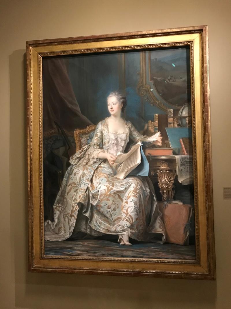 Pastels, l'exposition au musée du Louvre Img_6228