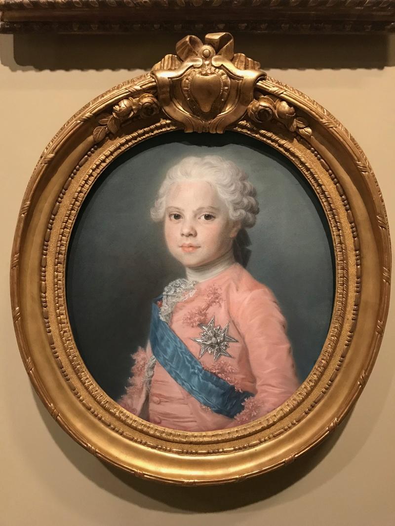 Pastels, l'exposition au musée du Louvre Img_6230