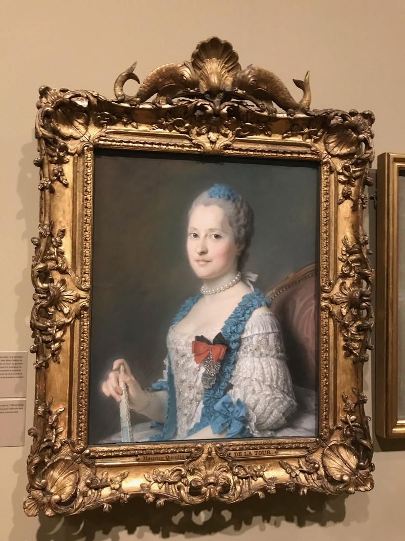 Pastels, l'exposition au musée du Louvre Img_6231